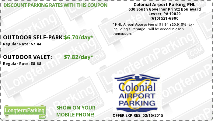 Shuttles ferry drivers to Philadelphia International Airport (PHL) while cars sit safely parked in a nearby lot. Southwest Philadelphia • mi. Airport Parking Reservations Coupon Codes & Promo Codes. Springfield, MA. Get the Groupon Mobile App Grow Your Business by Working with Groupon.