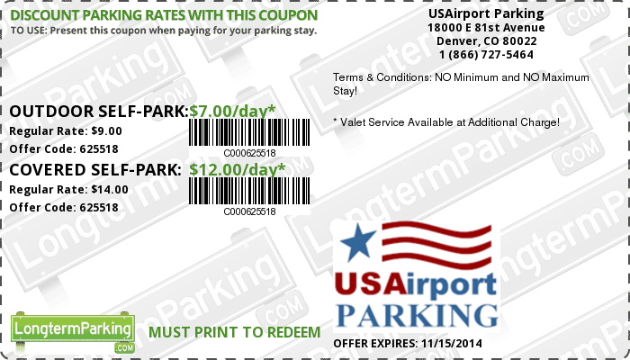 Coupons detroit airport parking