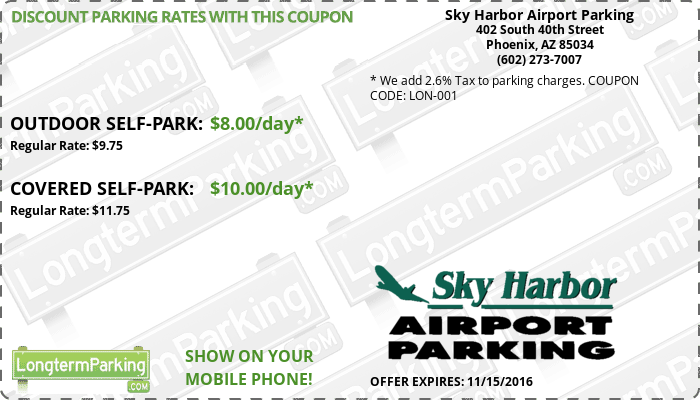 Airport Parking Coupons Same more with Global Airport Parking exclusive discount codes. Global Airport Parking provides you with convenient airport parking coupon codes for the airports listed below.. Just click on an airport to get the coupon code!