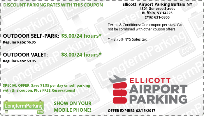The Buffalo airport is a pain in the butt.. this company and their service makes it halfway decent to fly out datingcafeinfohs.cf service their convenience, even cheaper than the long-term parking/10(2).