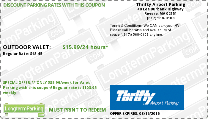 Thrifty coupon code