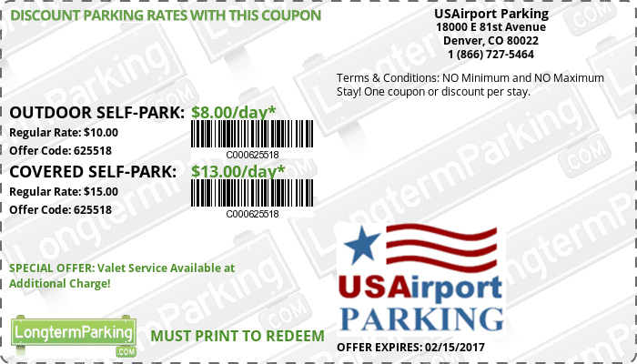 Winner airport parking discount coupon