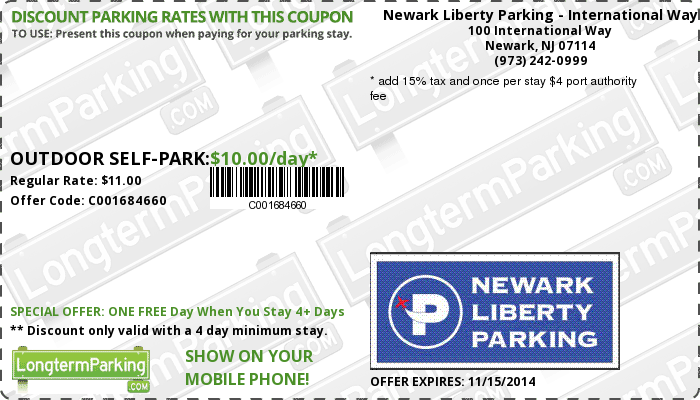 Newark long term parking promo code : Chritmas dinner ideas